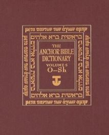 The Anchor Bible Dictionary, vol. 5