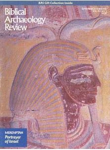 Biblical Archaeology Review vol. 16 no. 5