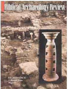 Biblical Archaeology Review 20, 3