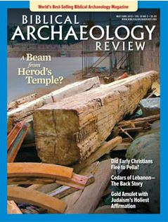 Biblical Archaeology Review 39 no 3