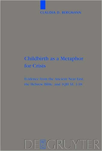 Childbirth as a Metaphor for Crisis