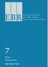 Encyclopedia of the Bible and Its Reception, volume 7