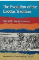 The Evolution of the Exodus Tradition