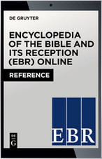 encyclopedia bible reception online