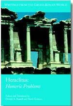Heraclitus: Homeric Problems