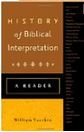 History of Biblical Interpretation: A Reader