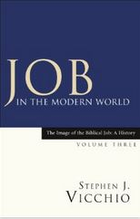 The Image of the Biblical Job: A History. 3 vols.