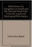 Inheritance by Daughters in Israel and the Ancient Near East; A Social, Legal and Ideological Revolution