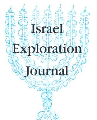 Israel Exploration Journal 13