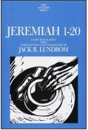 Jeremiah 1-20: A New Translation with Introduction and Commentary