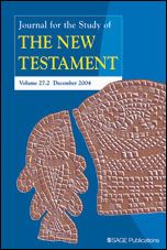 Journal for the Study of the Old Testament, 3.1
