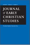 Journal of Early Christian Studies 14 no. 4