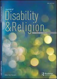 ournal of Religion Disability and Health