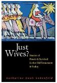 Just Wives? Stories of Power and Survival in the Old Testament and Today