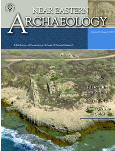 Near Eastern Archaeology 75 no. 4