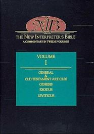 New Interpreters Bible, Vol. 1