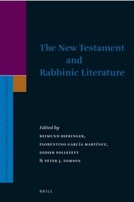 The New Testament and Rabbinic Literature