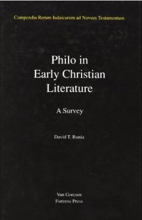 Philo in Early Christian Literature