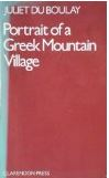 Du Boulay, Juliet. Portrait of a Greek Mountain Village. Oxford Monographs on Social Anthropology. Oxford: Clarendon, 1974.