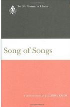 Exum, J. Cheryl. Song of Songs. Philadelphia: Westminster John Knox, 2005.