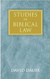 Studies in Biblical Law