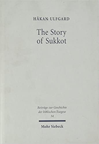 story of sukkot cover
