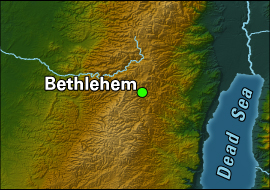 Map gallery map bethlehem spm c 03 gumiabroncs Image collections