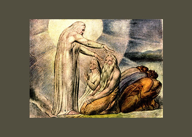 William Blake, Blake's Illustrations of the Book of Job, 1875.