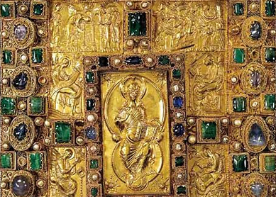Codex Aureus of St. Emmeram