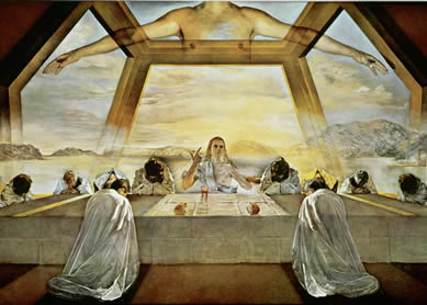 last-supper-dali