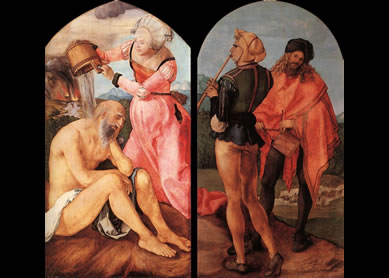 Albrecht Dürer, The Jabach Altarpiece, circa 1504.