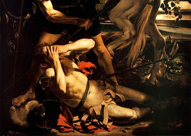 paul-conversion-caravaggio
