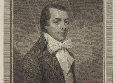 William Sharp, Portrait of Richard Brothers. Engraving, 1795.