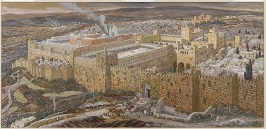 Reconstruction of Jerusalem and the Temple of Herod